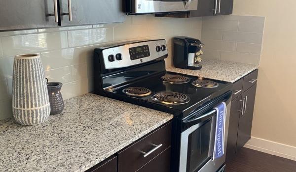 Now offering granite upgrades in all floor plans!